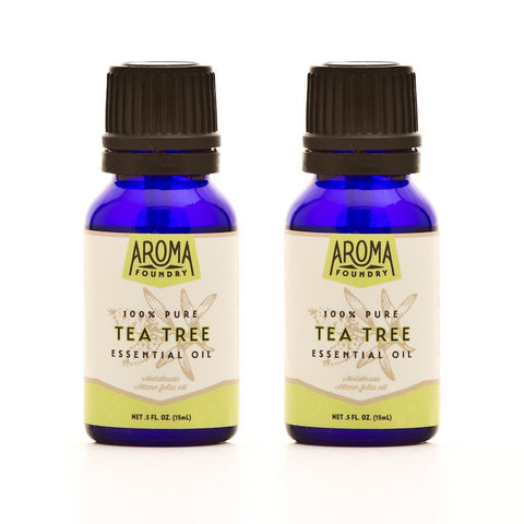Two Bottles of Tea Tree Essential Oil at a Lower Price