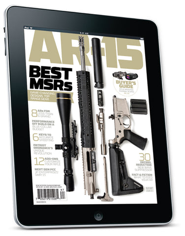 AR-15 Winter 2017 Digital