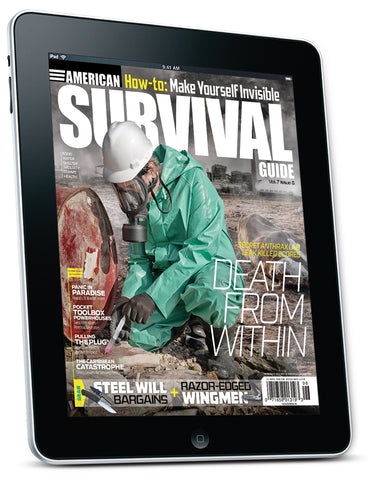 American Survival Guide Digital Subscription