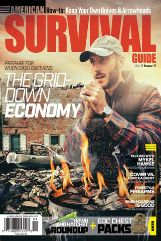 American Survival Guide April 2017
