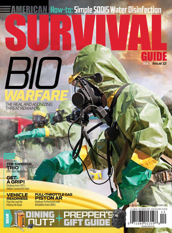 American Survival Guide December 2016