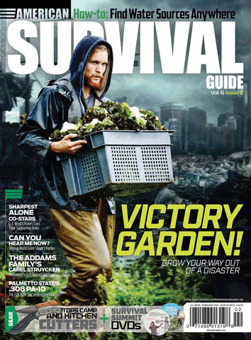 American Survival Guide February 2017