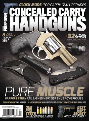 Conceal Carry Handguns Fall 2017