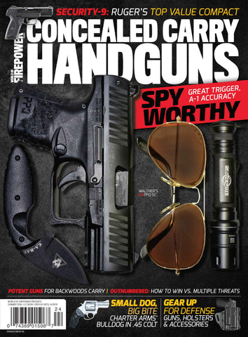 Conceal Carry Handguns Summer 2018