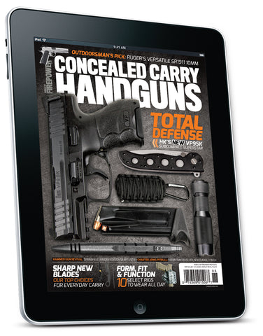 Conceal Carry Handguns Winter 2017 Digital