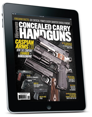 Conceal Carry Handguns Winter 2016 Digital