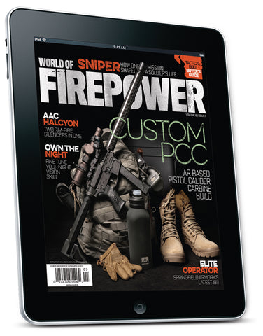 World of Firepower Digital Subscription