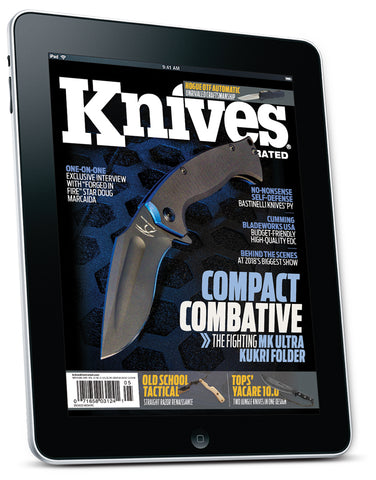 Knives May/June 2018 Digital