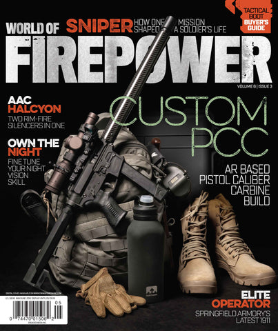 World of Firepower Print Subscription
