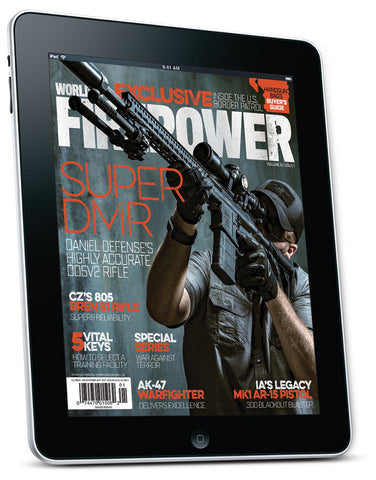 World of Firepower Jan/Feb 2017 Digital