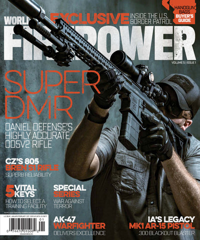 World of Firepower Jan/Feb 2017