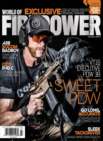 World of Firepower Mar/Apr 2017