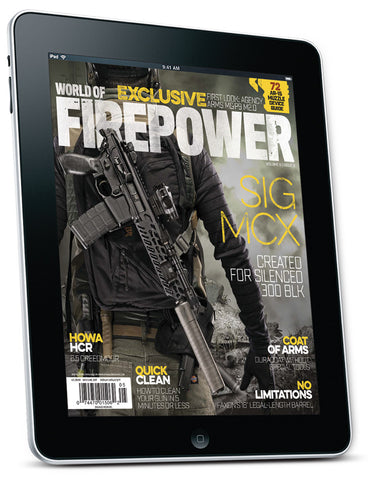 World of Firepower May/June 2017 Digital