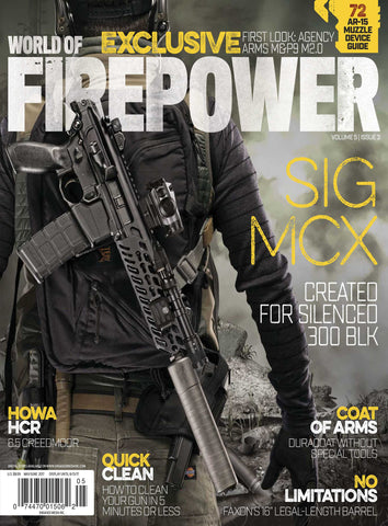 World of Firepower May/June 2017
