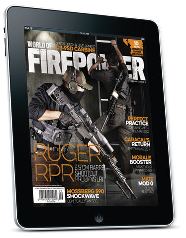 World of Firepower September/October 2017 Digital