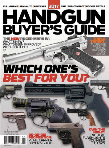 Gun World Buyers Guide Holiday Winter 2016