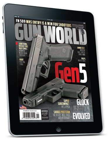 Gun World November 2017 Digital