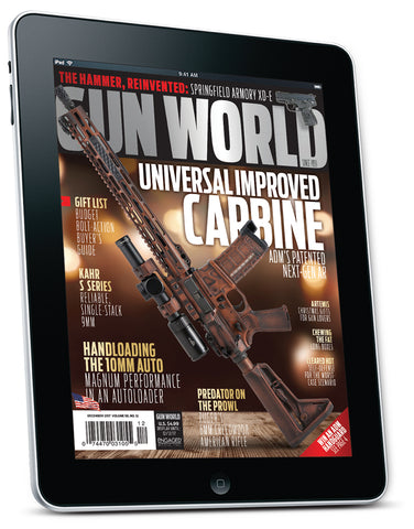 Gun World December 2017 Digital