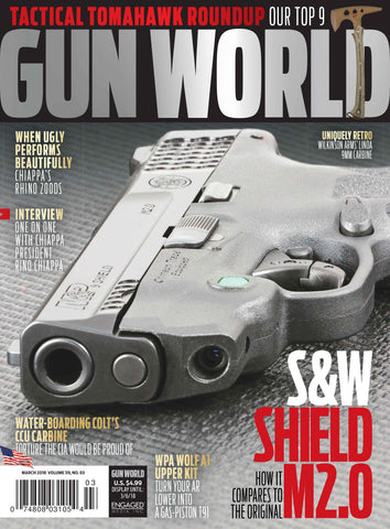 Gun World March 2018