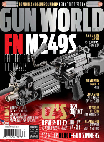Gun World April 2017