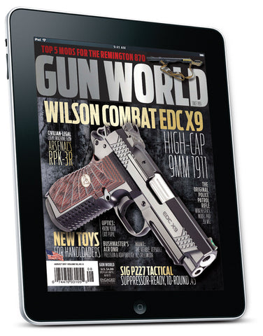Gun World August 2017 Digital