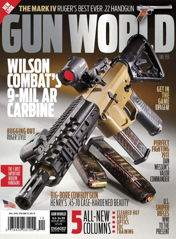 Gun World December 2016
