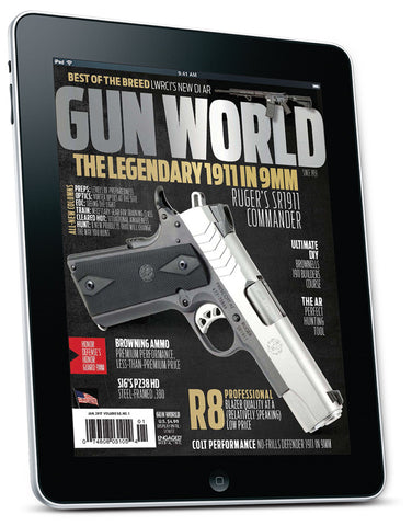 Gun World January 2017 Digital