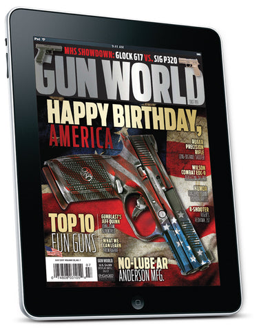 Gun World July 2017 Digital