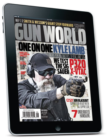 Gun World June 2017 Digital