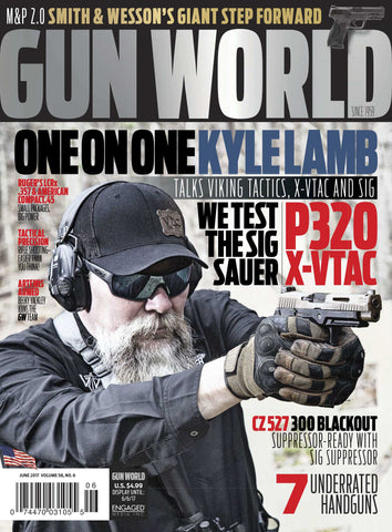 Gun World June 2017
