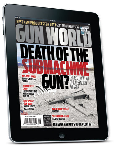 Gun World May 2017 Digital