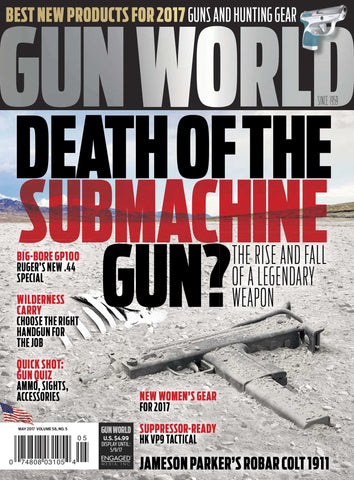 Gun World May 2017