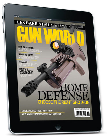 Gun World November 2016 Digital