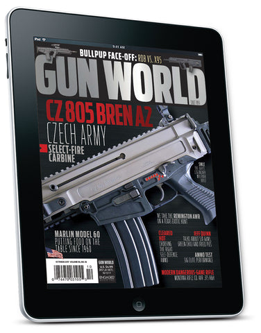 Gun World October 2017 Digital