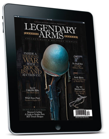 Inside Military Surplus presents Legendary Arms 2016 Digital