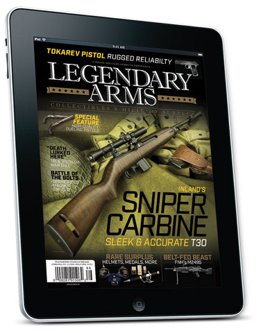 Inside Military Surplus presents Legendary Arms 2017 Digital