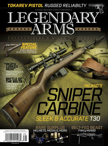 Inside Military Surplus presents Legendary Arms 2017