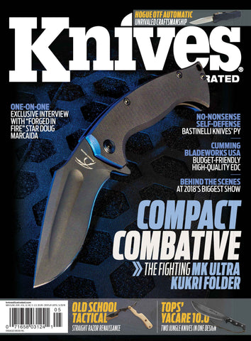 Knives Illustrated Print Subscription