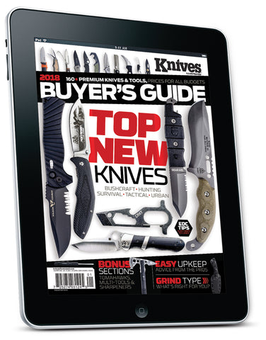 Knives Buyers Guide January/February 2018 Digital