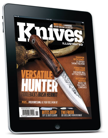 Knives November 2017 Digital