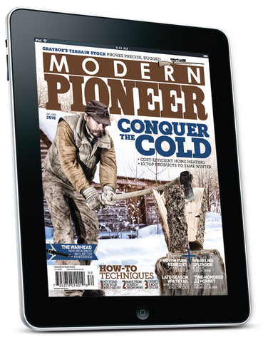 Modern Pioneer Digital Subscription