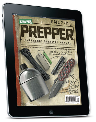 Prepper Issue-1 2017 Digital