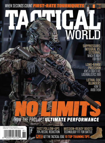 Tactical World Print Subscription