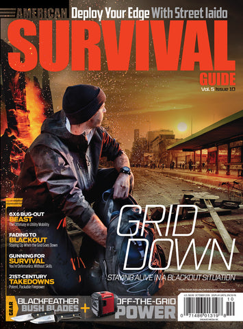 American Survival Guide October 2016