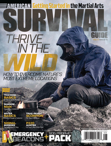 American Survival Guide August 2016