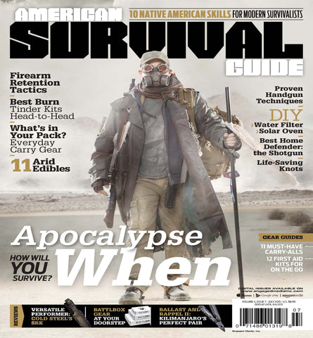American Survival Guide July 2015