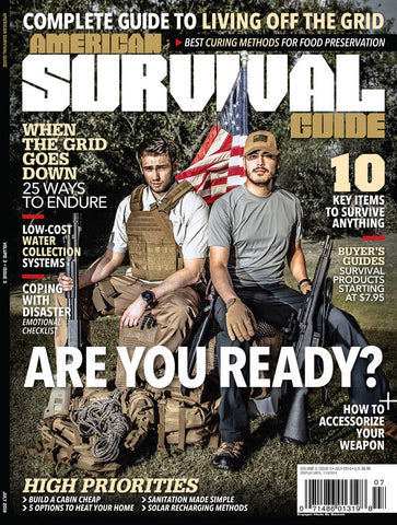 American Survival Guide July 2014
