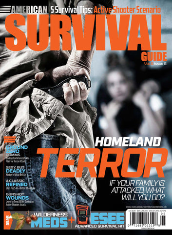 American Survival Guide May/Jun 2016