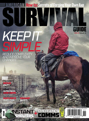 American Survival Guide November 2016