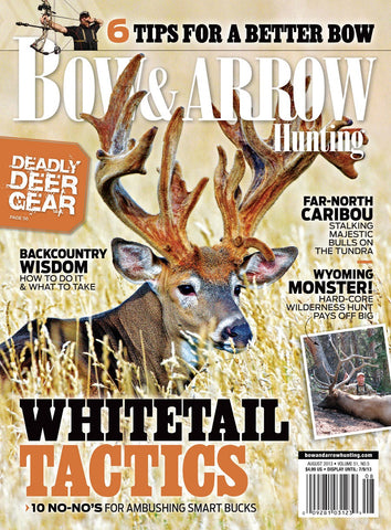 Bow & Arrow Hunting August 2013